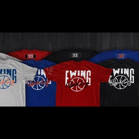 Ewing tee
