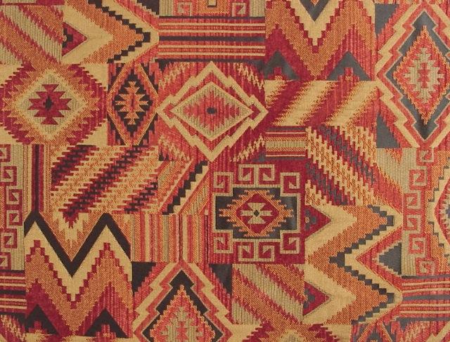 Navaho_Southwestern_Native_American_Fabric
