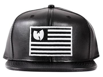 Wu Iron Flag snapback1