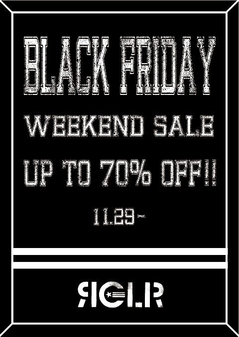 BLACK FRIDAY WEEKEND SALE2