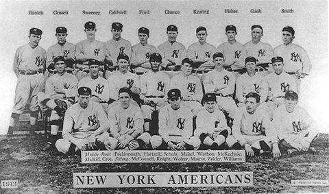 1913Yankees